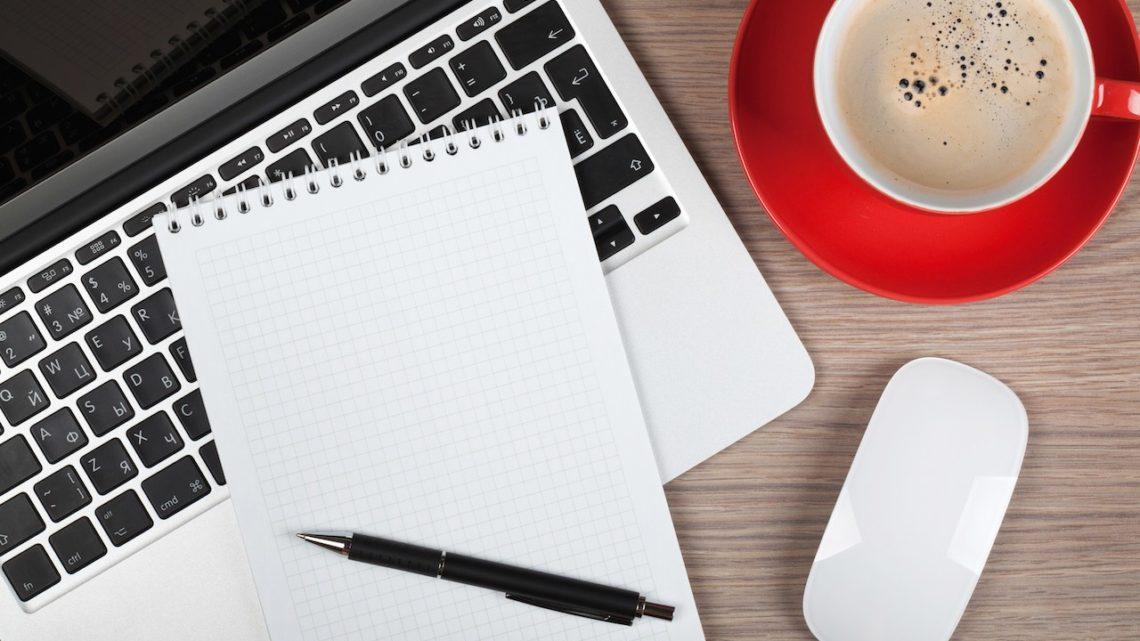 Começando um Blog